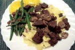 Sirloin Tips in Wine picture