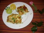 Orange Roughy with Dill Sauce picture