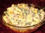 Mostaccioli Pasta Primavera Salad picture