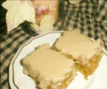 Maple Frosted Pumpkin Bars picture