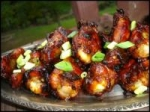 Caramelized Chicken Wings picture