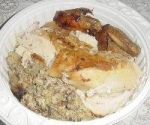 Sunday Roast Chicken With Apple and Herb Stuffing picture