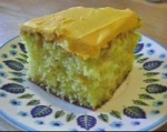 Yellow Lemony Cake picture