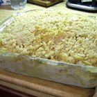chicken noodle casserole picture