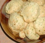 Buttery Basil Parmesan Puffs picture