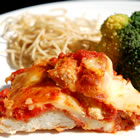 chicken parmigiana picture