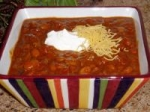 Crock Pot Chili Chili and Beans picture
