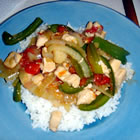 chicken pepper steak picture