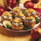 chicken salad puffs picture