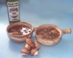 Drunken Mushroom Soup picture