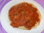 OH MY!!! Spaghetti Sauce picture