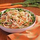 chicken spaghetti salad picture