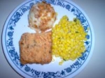 Savory Salmon Loaf picture
