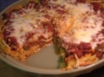 Spaghetti Pie picture