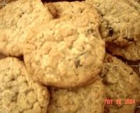 Oatmeal Raisin Cookies picture