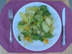 Nat's Romaine, Oranges and Avocado Salad picture