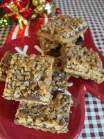 Milk Chocolate Toffee Bars picture