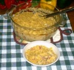 Hominy Cheese Casserole picture