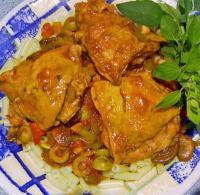 Chicken Cacciatore picture