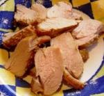 Hoisin Sesame Pork Tenderloin picture