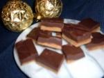 Double Decker Chocolate Peanut Butter Fudge picture