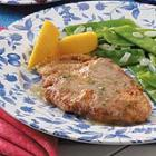 chicken with lemon sauce picture