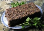 Vegan Holiday Lentil Loaf picture