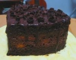 Chocolate Layer Cake with Chocolate Glaze picture