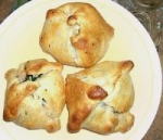 Salmon Stuffed In Puff Pastry picture