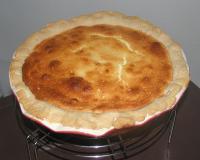 Lemon Buttermilk Pie picture