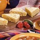 chili corn bread wedges picture