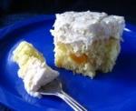 Peach Cake picture
