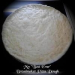 My Best Ever Breadmaker Pizza Dough picture