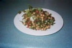 Chana (Chickpeas) Chaat picture