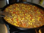 Easy Hamburger Corn Casserole picture