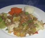 Citrus Beef Stir Fry picture
