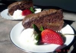 Boiled Chocolate Cake picture