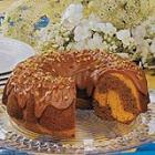 choco-scotch marble cake picture