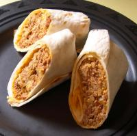 Chorizo and Egg Burritos picture