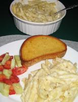 Three Cheese Pasta picture