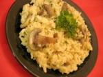 Mushroom Risotto picture