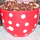 chocolate caramel corn picture