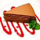 Chocolate Cheesecake I picture