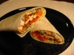 Sassy Chicken Wraps w/Cilantro Pesto picture