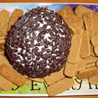 chocolate chip cheese ball picture