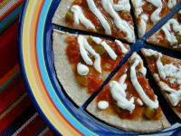Microwave Mexican Pizza picture