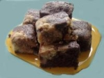 Chocolate - Peanut Butter Brownies picture