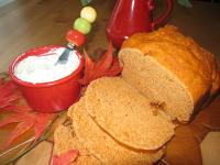 Tomato Bread - Bread Machine picture