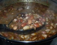 Calico Bean Soup Recipe from Mix picture