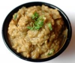 Roasted Eggplant, Onion and Garlic Dip or Spread picture